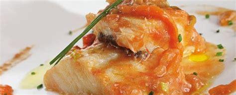 cuisiner de la morue la recette du jeudi morue à la riojane le rendez vous des arts culinaires
