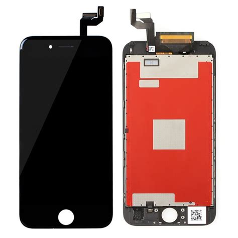what to do when iphone screen is black black iphone 6s lcd display touch screen digitizer
