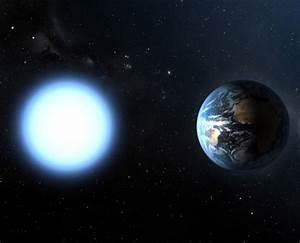 """DREAM: Beautiful """"White"""" planet approaching Earth, BUT RUN ..."""