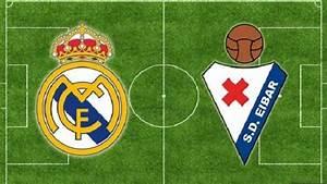 Como ver el partido Real Madrid vs Eibar liga Santander