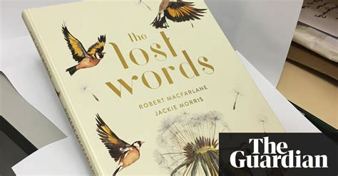 The Lost Words campaign delivers nature spellbook to
