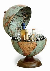 Bar Globe Terrestre : mappemonde globe terrestre bar de table laguna vintage steampunk japan attitude deco0183 ~ Teatrodelosmanantiales.com Idées de Décoration