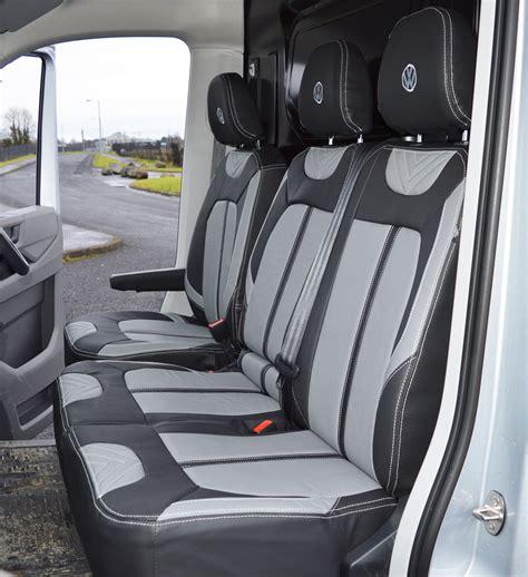 volkswagen crafter  tailored van seat covers