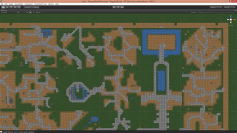 Tile City by Improved Terrain Tiling News Mod Db