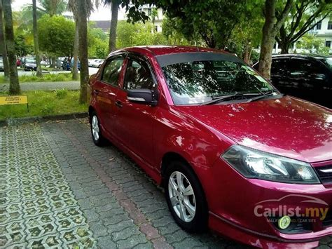 Proton Saga 2015 Flx Executive 1.3 In Johor Automatic