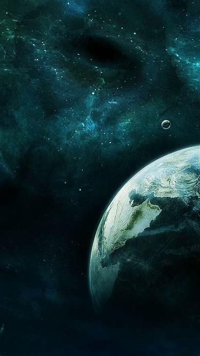 Space Mobile Wallpapers Planet Across 1080 Wallpapersin4k
