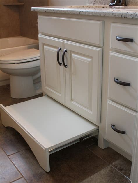pull  step stool design ideas remodel pictures houzz