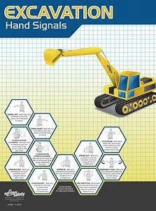 19  Construction Excavation Safety Poster Background