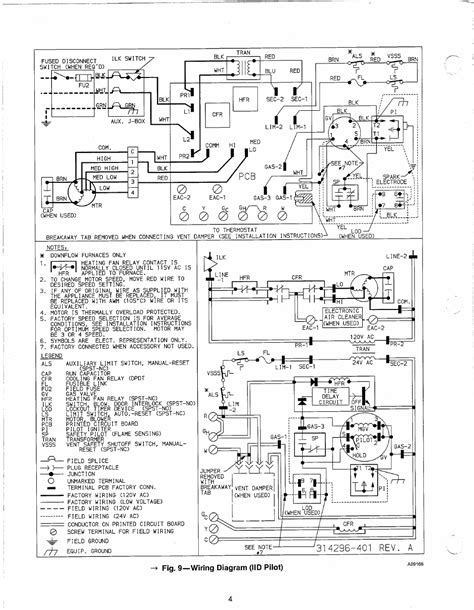 fig 9 wiring diagram iid pilot carrier 58dr user manual page 4 12