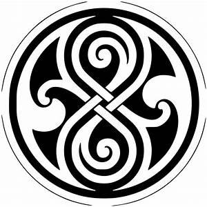 File:Seal of The High Council of the Time Lords.svg ...