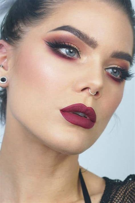 lovely valentines day makeup ideas   match