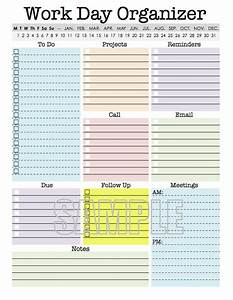 Printables Planners And Organizers For Women | Calendar ...