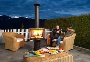 8 brandheisse feuerstellen fur euren garten With französischer balkon mit feuerstelle und grill im garten