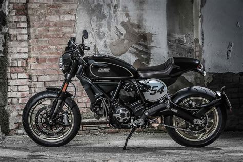Ducati Scrambler Cafe Racer Image by Ducati Scrambler Cafe Racer Launched In India Autobics