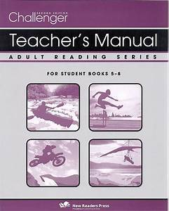Challenger 5-8 Teacher U0026 39 S Manual