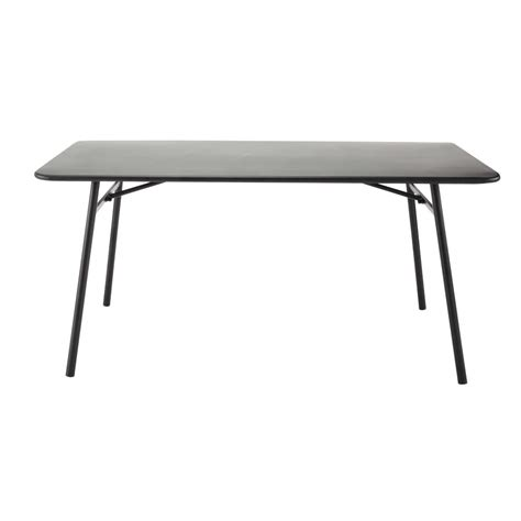 table de jardin en m 233 tal l 160 cm harry s maisons du monde