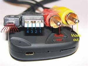Usb To Av Cable Wiring Diagram