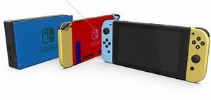 ColorWare Nintendo Switch