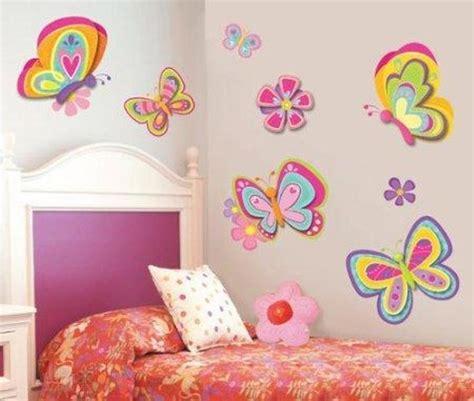 chambre papillon chambre fille theme papillon 025519 gt gt emihem com la