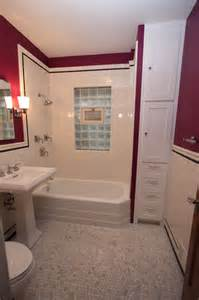 Chicago Bathroom Design Chicago Bungalow Bathroom Near Montrose And California Craftsman Bathroom Chicago By