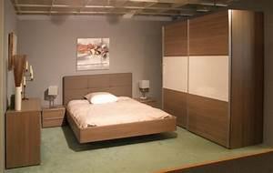 Meuble Bas Chambre : chambres adultes jeune habitat meubles meyer ~ Teatrodelosmanantiales.com Idées de Décoration