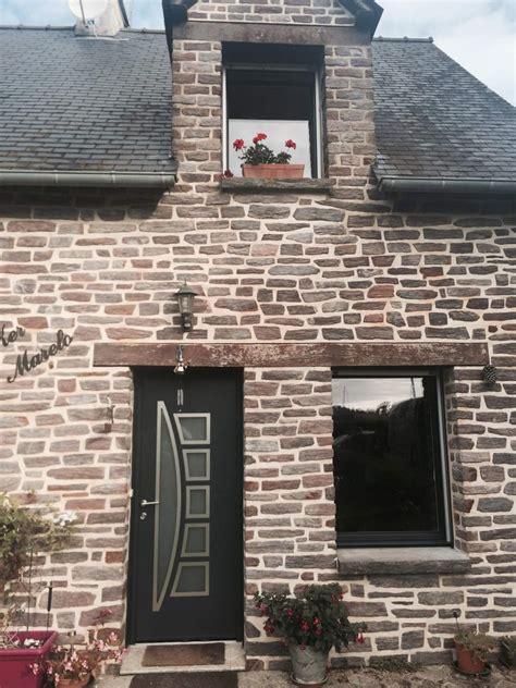 porte d entree vitree alu porte d entr 233 e moderne inserts inox et couleur anthracite