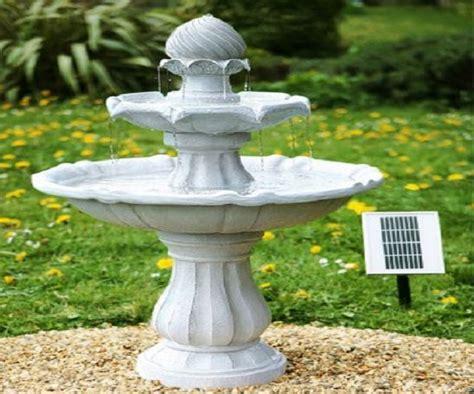 Lade A Energia Solare Da Interno - le fontane solari da giardino caratteristiche di alcuni