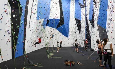 indoor rock climbing   north walls indoor climbing