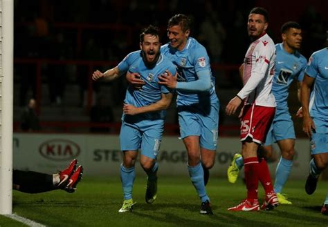 Coventry City player ratings: Here's who stood out in draw ...