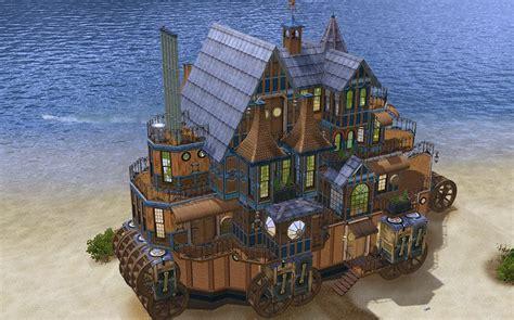Mod The Sims   Steampunk Supreme