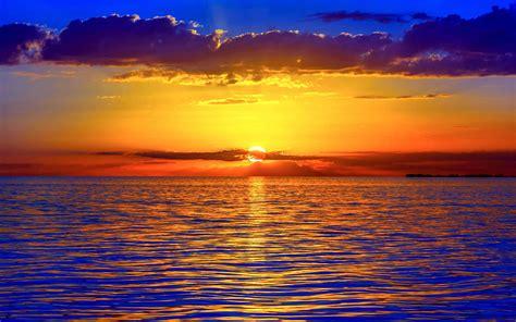 A Eulogy For The Living Sunset Wallpaper Ocean Sunset