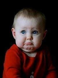 sad baby faces images  pinterest