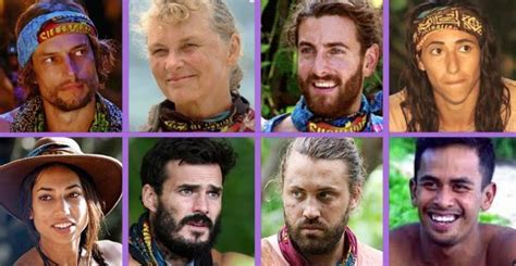 Survivor 2020 Cast Names - survior 2020
