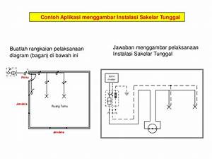 Wiring Diagram Instalasi Listrik