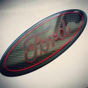 Finished My Custom Emblems - Ford F150 Forum