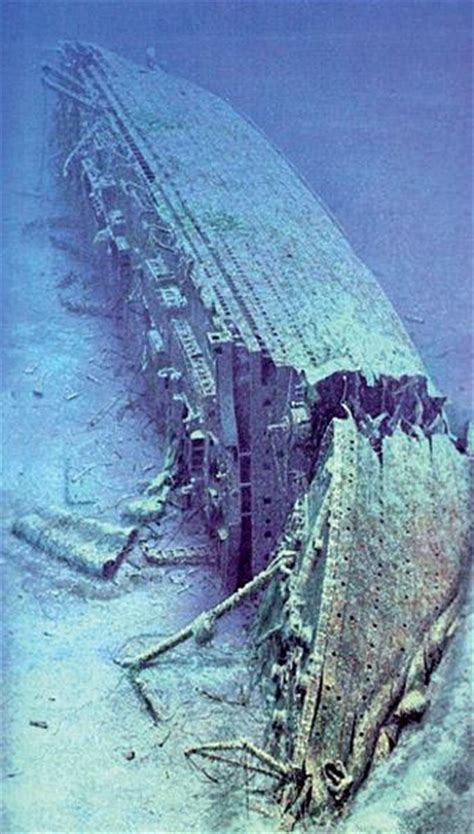 sinking of the britannic project britannic