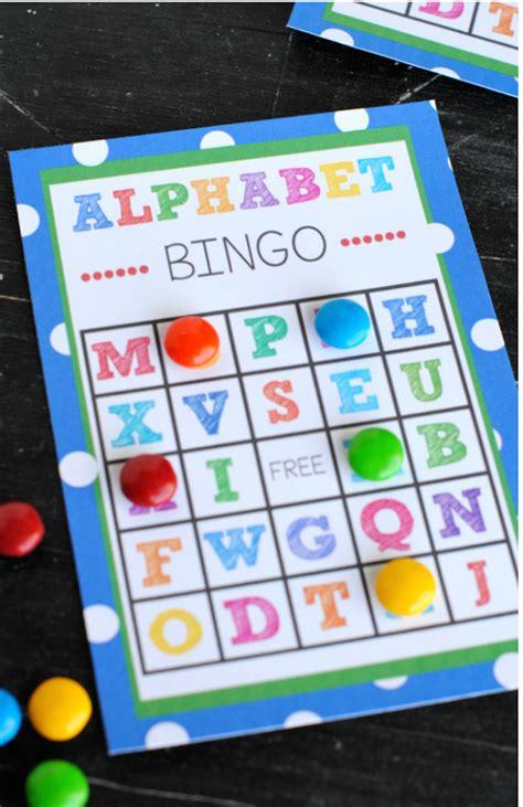 manualidades infantiles  aprender las letras