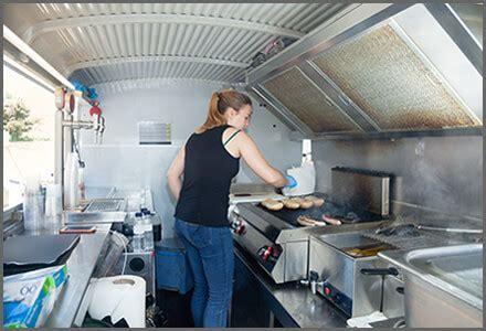 food truck supplies equipment food truck kitchen