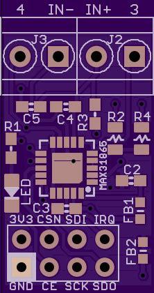 github hallard max31865 breakout max31865 pt100 pt1000 rtd temperature sensor breakout board