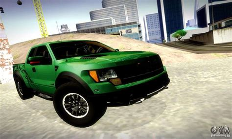 Ford F-150 Svt Raptor V1.0 For Gta San Andreas
