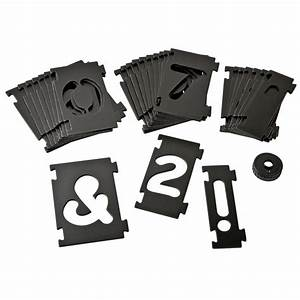 bench dog numbering sign making kit router template plates With router templates for signs