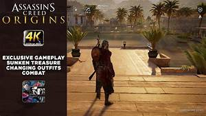 Assassin's Creed: Origins Exclusive Gameplay - Outfits ...