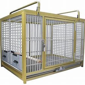 Cage A Perroquet : cage de transport perroquet en aluminium king 39 s cages tc05 349 00 ~ Teatrodelosmanantiales.com Idées de Décoration