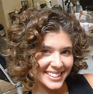 Short Hairstyles Women Curly Hair