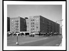 Broadway & Dyckman The Broadyke Apartments in 1929