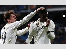Real Madrid vs Leganés EN VIVO ONLINE por Copa del Rey