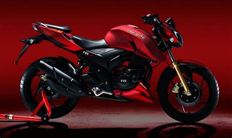 Tvs Apache Rtr 200 4v Image by Tvs Apache Rtr 200 4v To Be Sold In Eight Variants