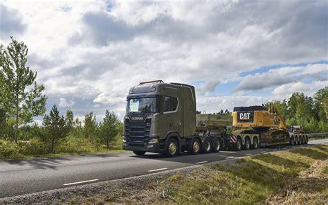 Truck Simulator 2 Wallpaper 4k by Wallpapers Scania S730 4k 2017 Truck 8x4