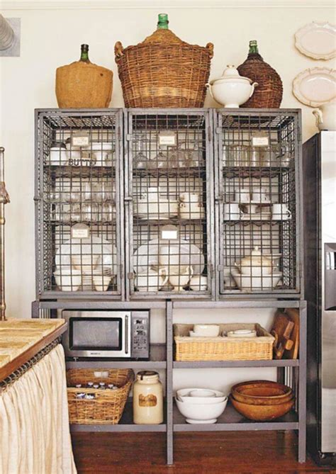 wire shelves for kitchen cabinets 11 wire shelves for every room in your home 1920