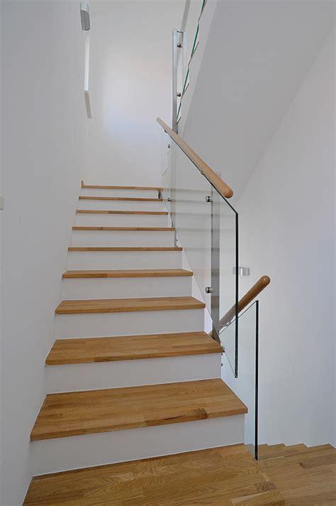 treppengeländer glas innen treppengel 228 nder aus glas plickert glaserei betriebe gmbh berlin